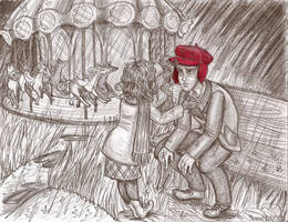 The Catcher In The Rye by ghostyheart