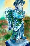 My Guardian Angel by ghostyheart