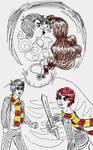 HP - The Locket Horcrux