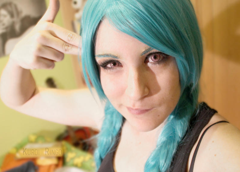 Jinx makeup test by PhotoSoof