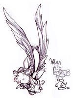 When Pigs Fly by Foxi-Loxy