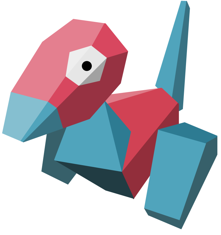 Image Gallery Pokemon Porygon