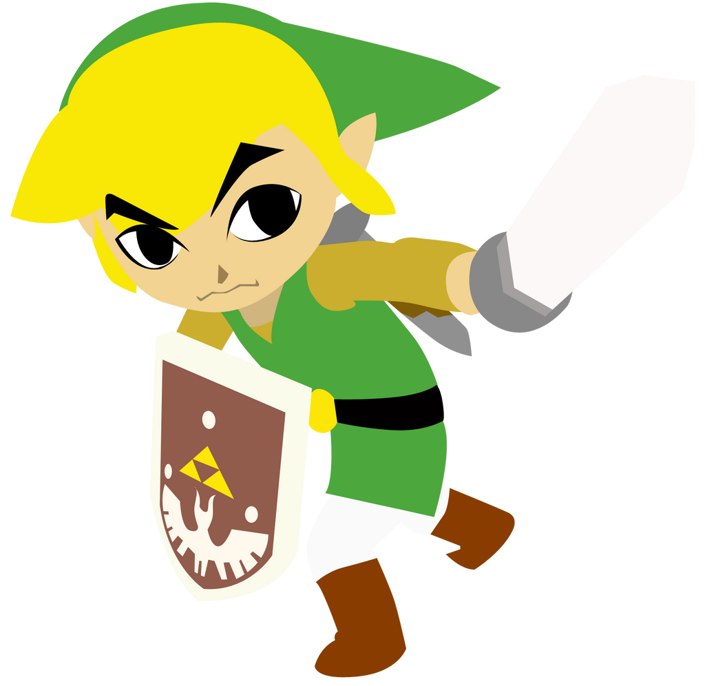 Toon Link  The Legend of  Toon Link Wind Waker