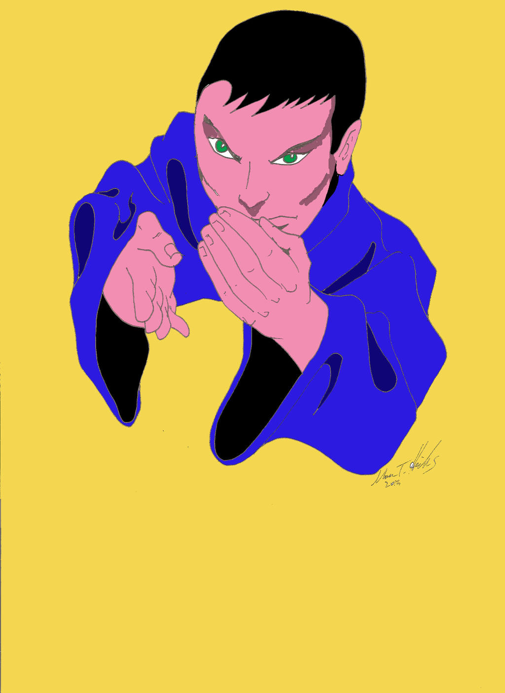 Man Of Tai Chi by geminiistudios on DeviantArt