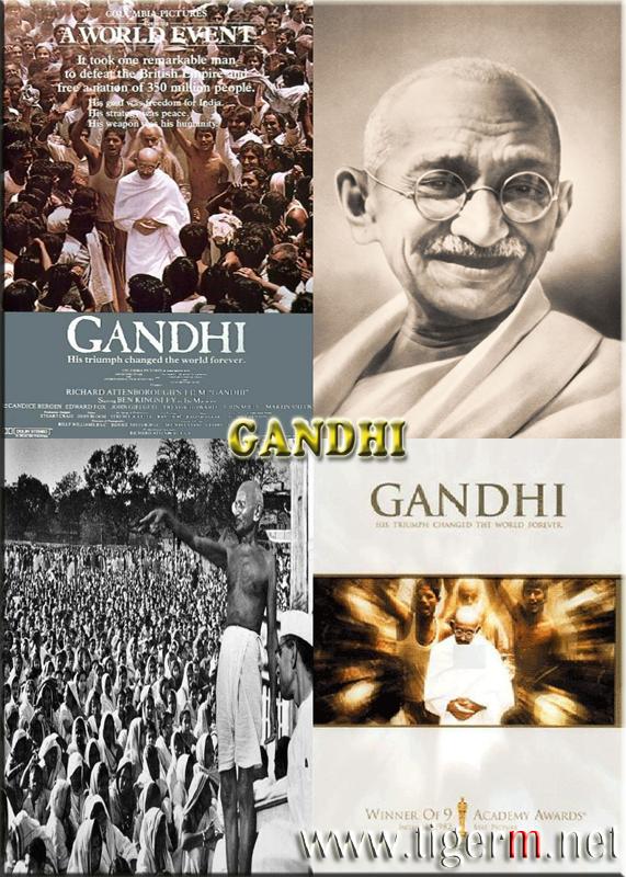 ghandi the movie