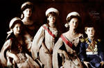 Romanov Children.