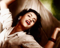 Madhubala - Timeless Beauty by xSixty-3ight