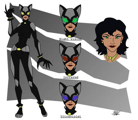 My Catwoman.