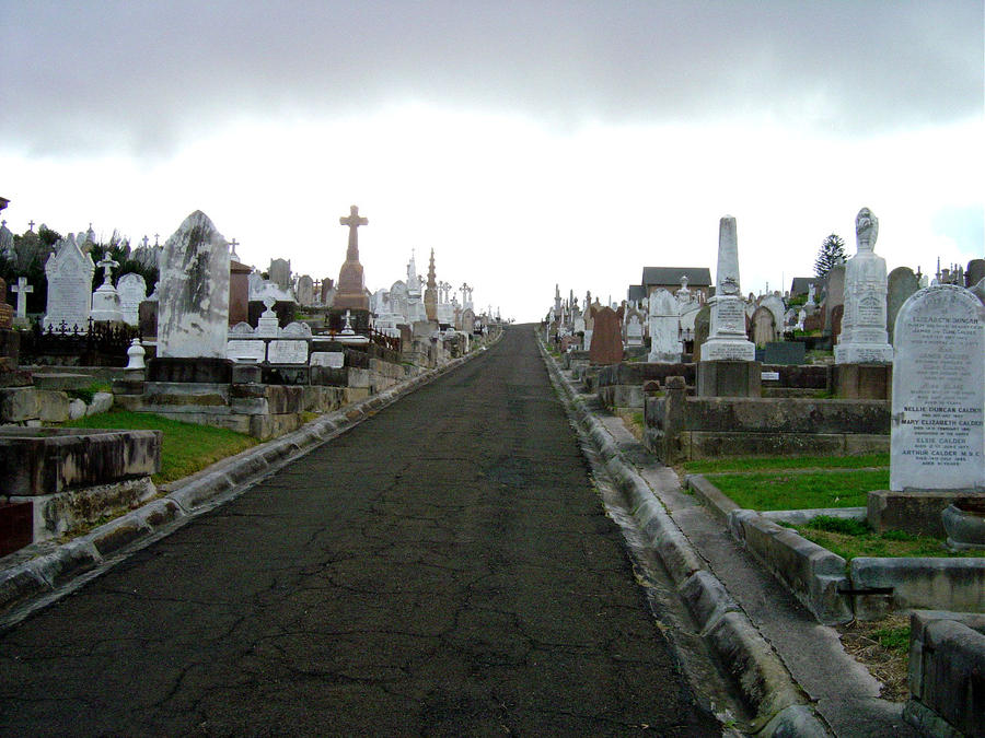 Cemetary by prudentia