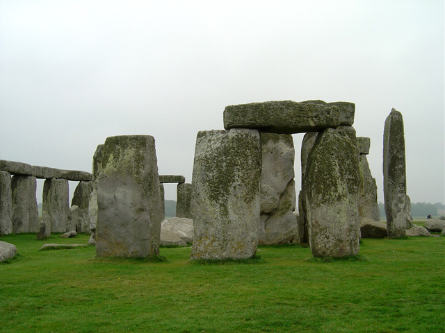 Stonehenge Again by prudentia