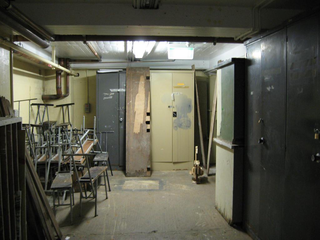 Storeroom Stock by prudentia