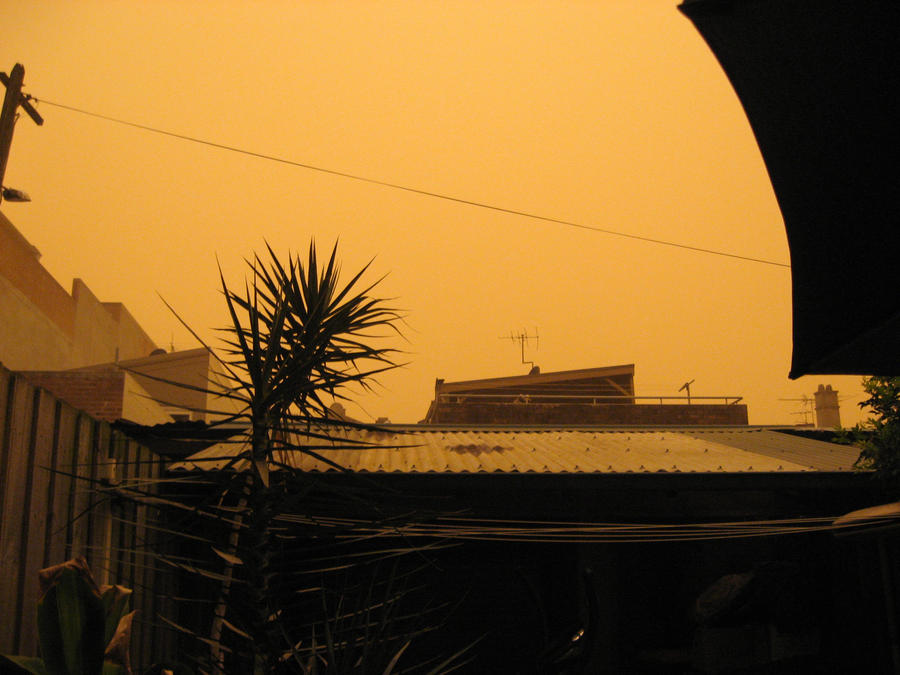 Dust Storm Stock by prudentia