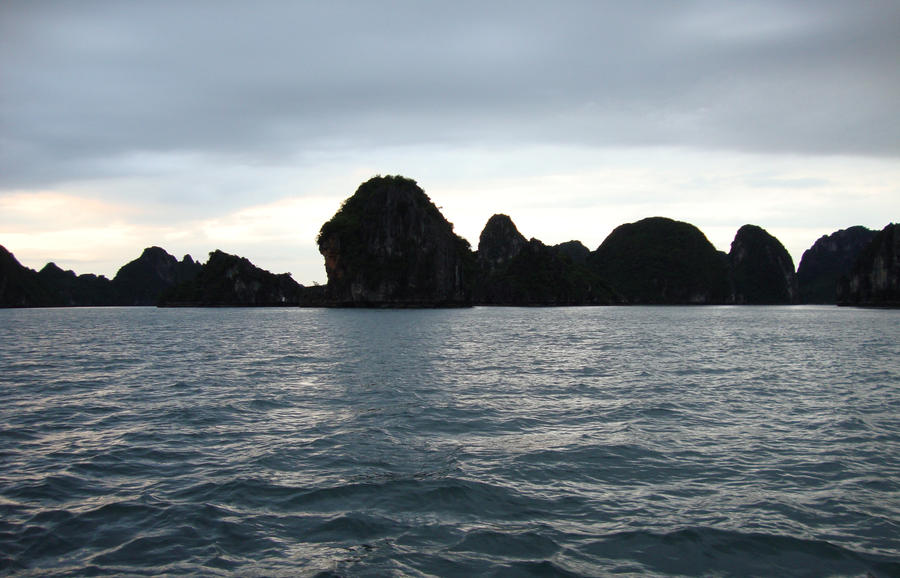 Halong Bay Stock 2 by prudentia