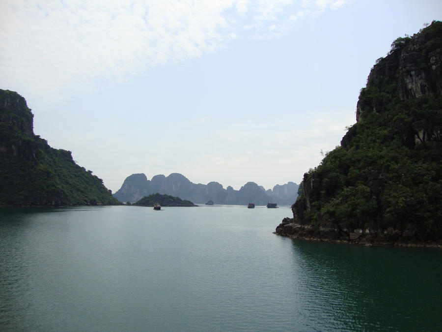 Halong Bay Stock 3 by prudentia
