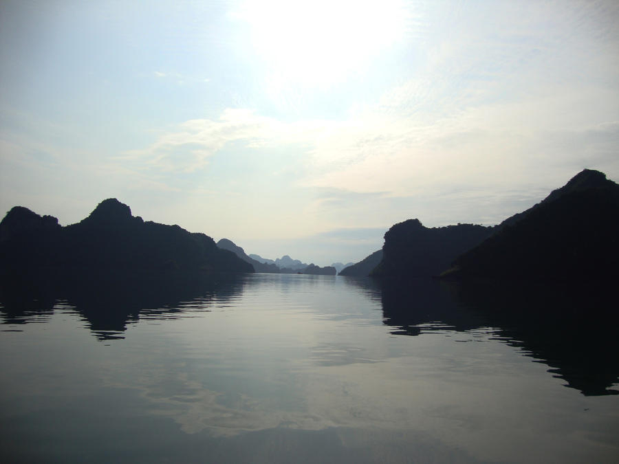 Halong Bay Stock 4 by prudentia