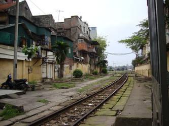 Train Tracks by prudentia