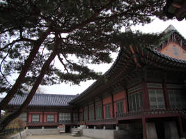 Stock - Palace in Seoul