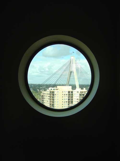 Porthole by prudentia