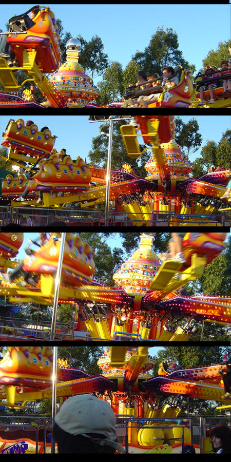 Amusement Ride by prudentia
