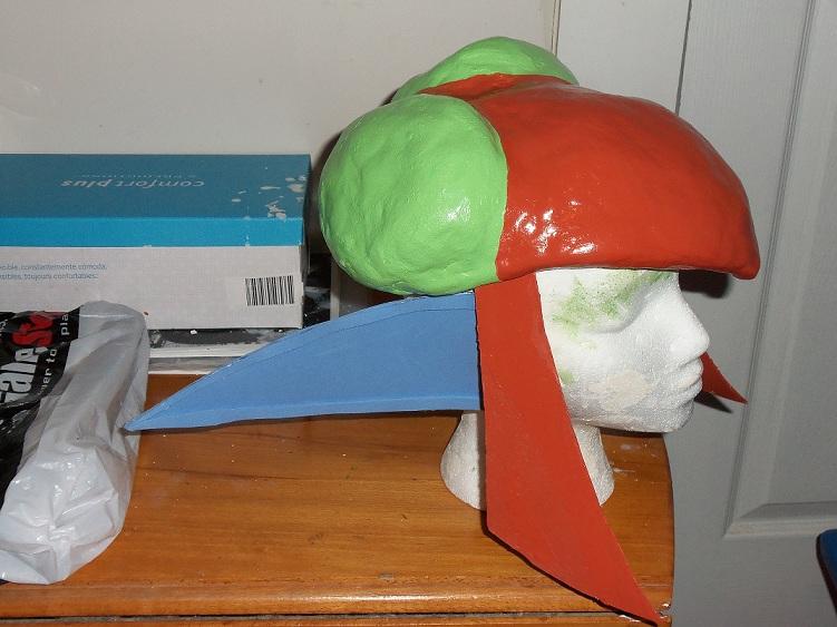 maia acheron helmet done by allanimerules1