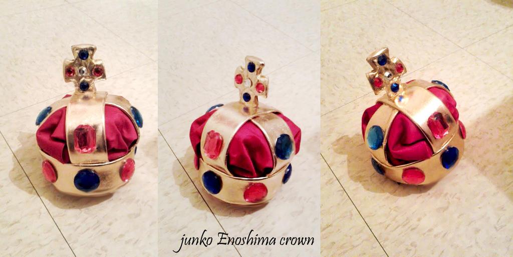 Junko enoshima crown by allanimerules1