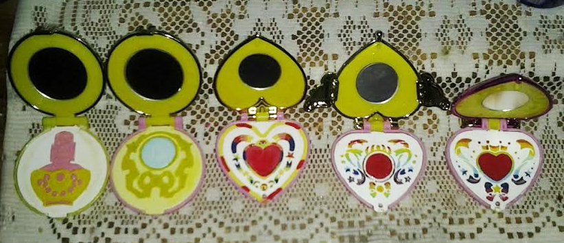 sailor moon brooches by allanimerules1