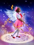 Clow Magic by allanimerules1