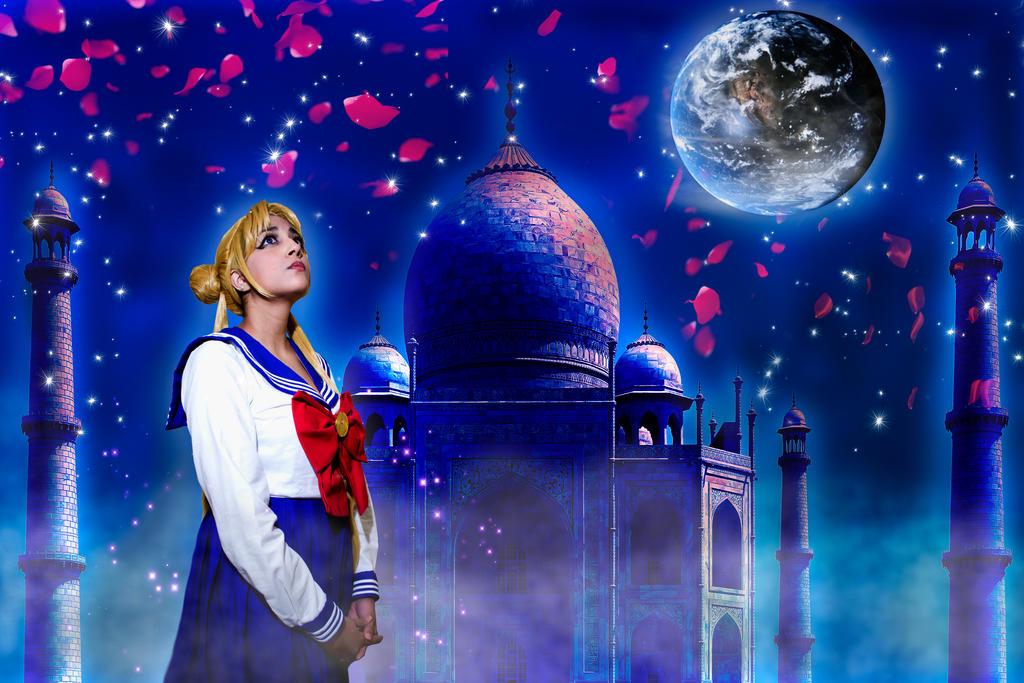 Moonlight Denetsu by allanimerules1