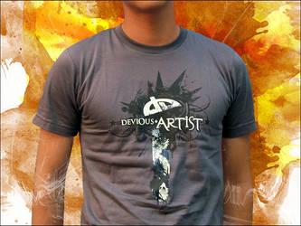 deviousARTIST by deviantWEAR