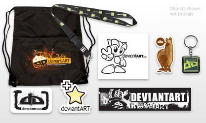 Accessory Pack by deviantWEAR