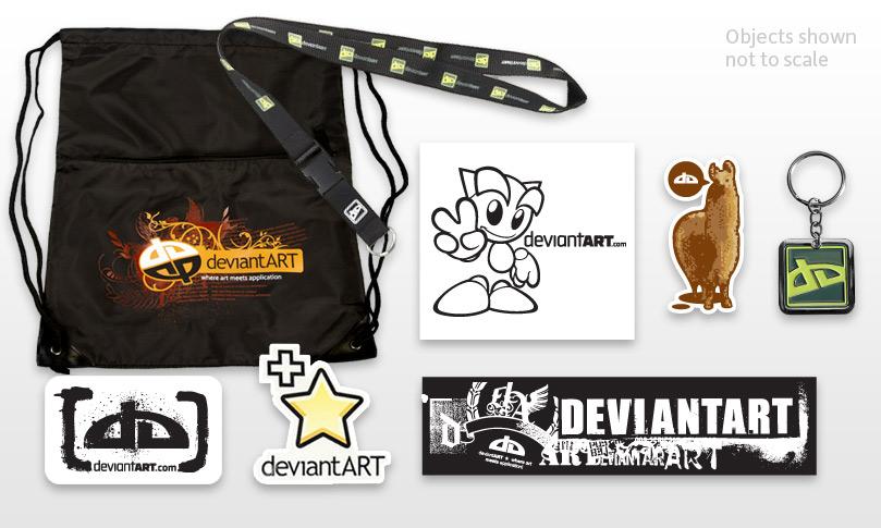 Accessory Pack by DeviantArtGear