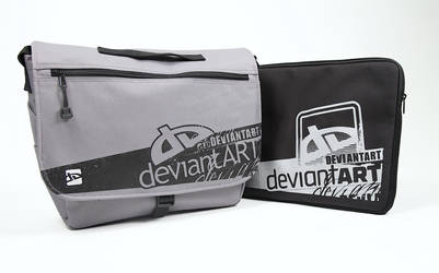 Laptop Messenger + Sleeve by deviantWEAR