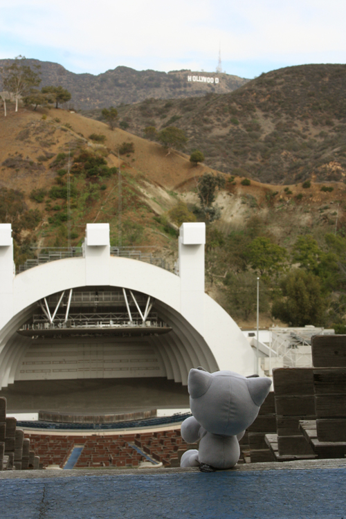 Hollywood Bowl by deviantWEAR