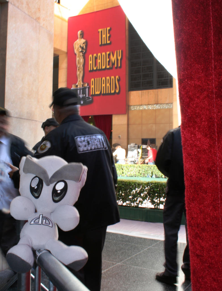 Fella at the Academy Awards by deviantARTGear