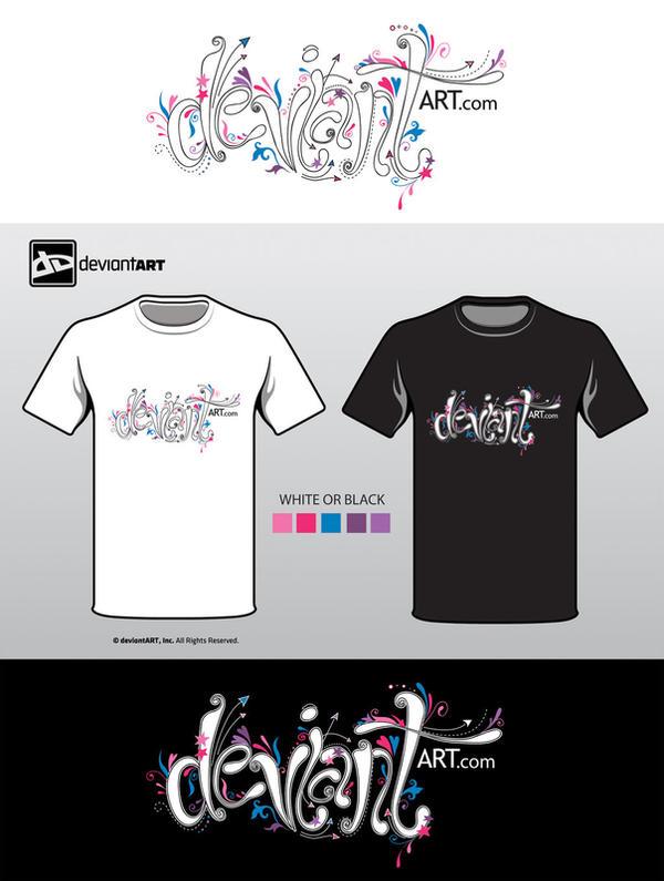 Semi-Finalist: 'dA Branded' by DeviantArtGear