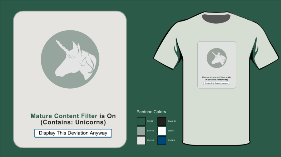 Semi-Finalist: 'MC:Unicorns' by deviantARTGear