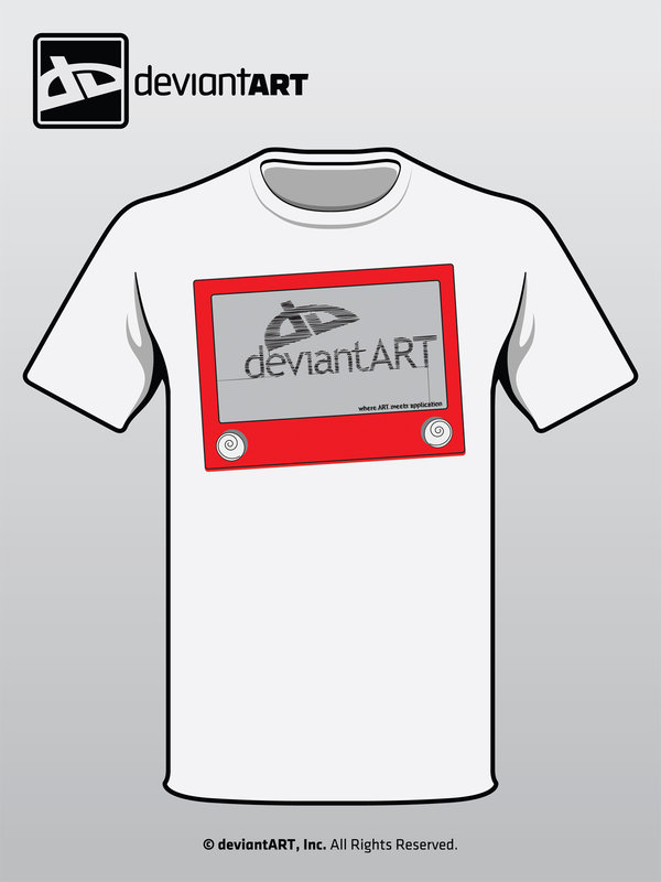 """Semi-Finalist: """"etch a dA"""" by deviantARTGear"""