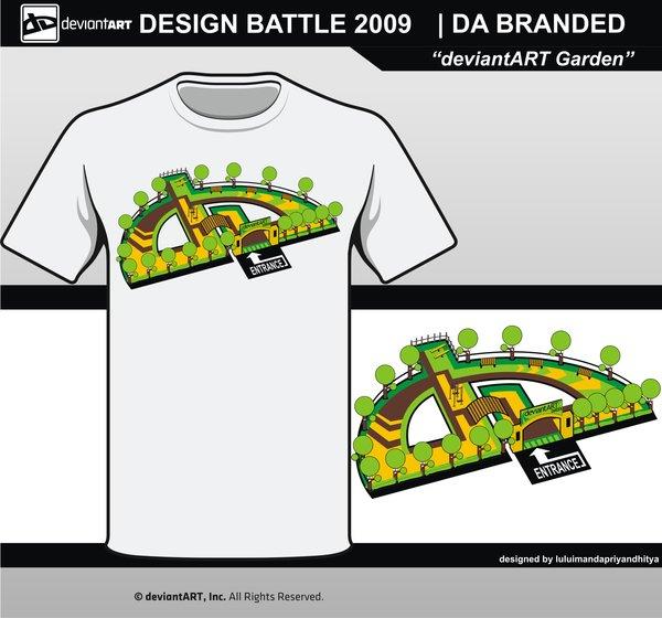 "Semi-Finalist: ""da Garden"" by deviantARTGear"