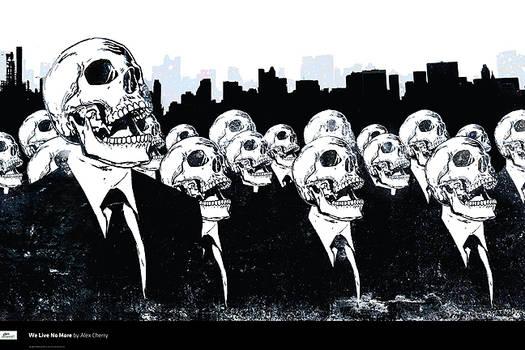 We Live No More Poster
