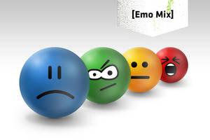 Emo Mix Set by deviantWEAR