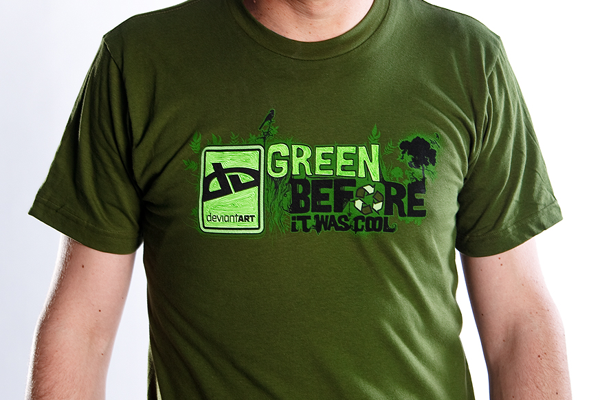 Green Before it Was Cool by deviantARTGear