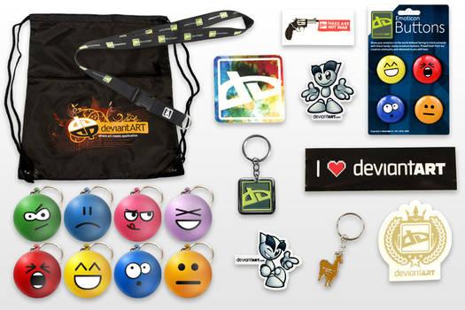 dA Addict Pack