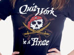 Quit Work, Be A Pirate