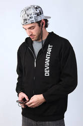 PressPlay Headphone Hoodie by deviantWEAR