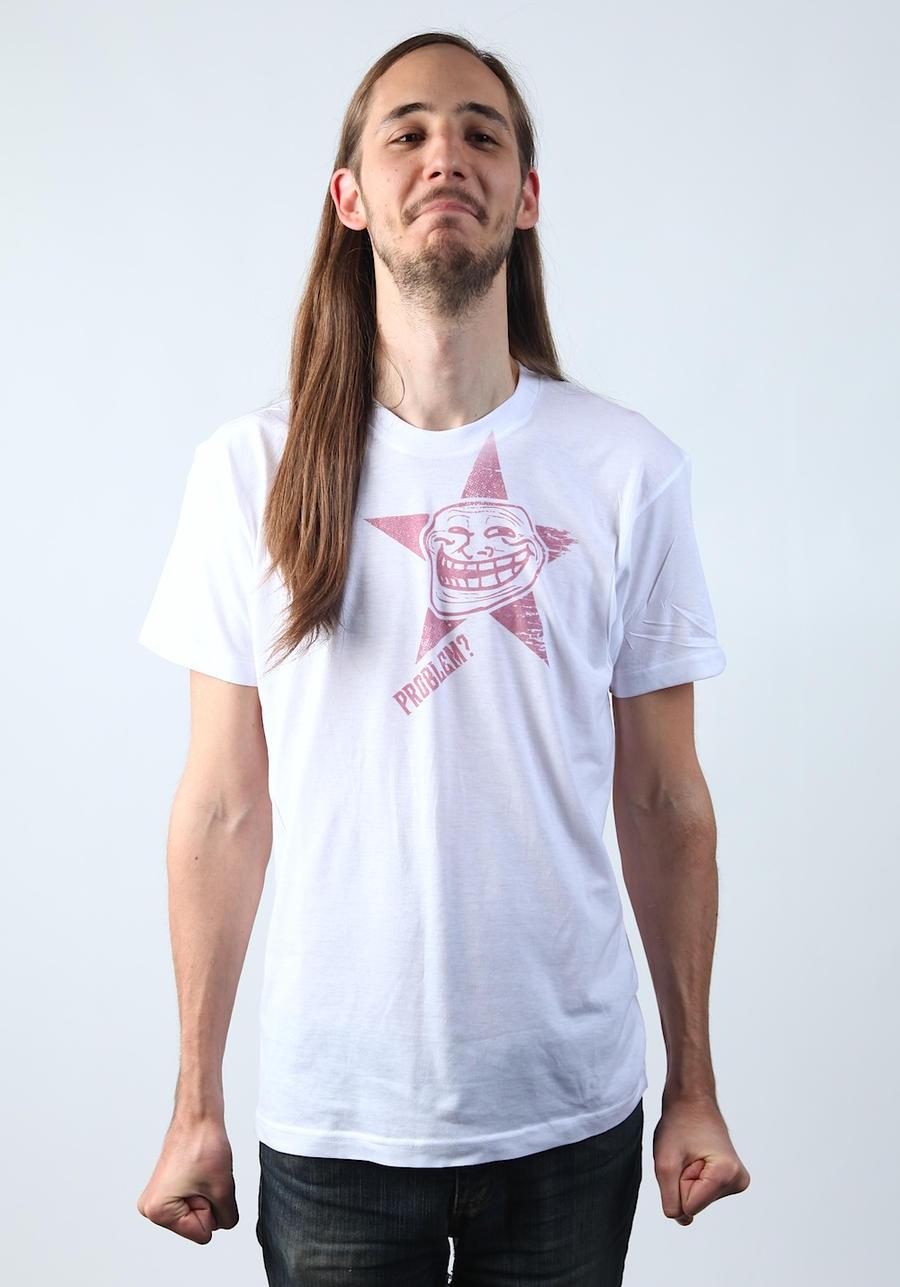 Trollywood Star T-Shirt (Men's)