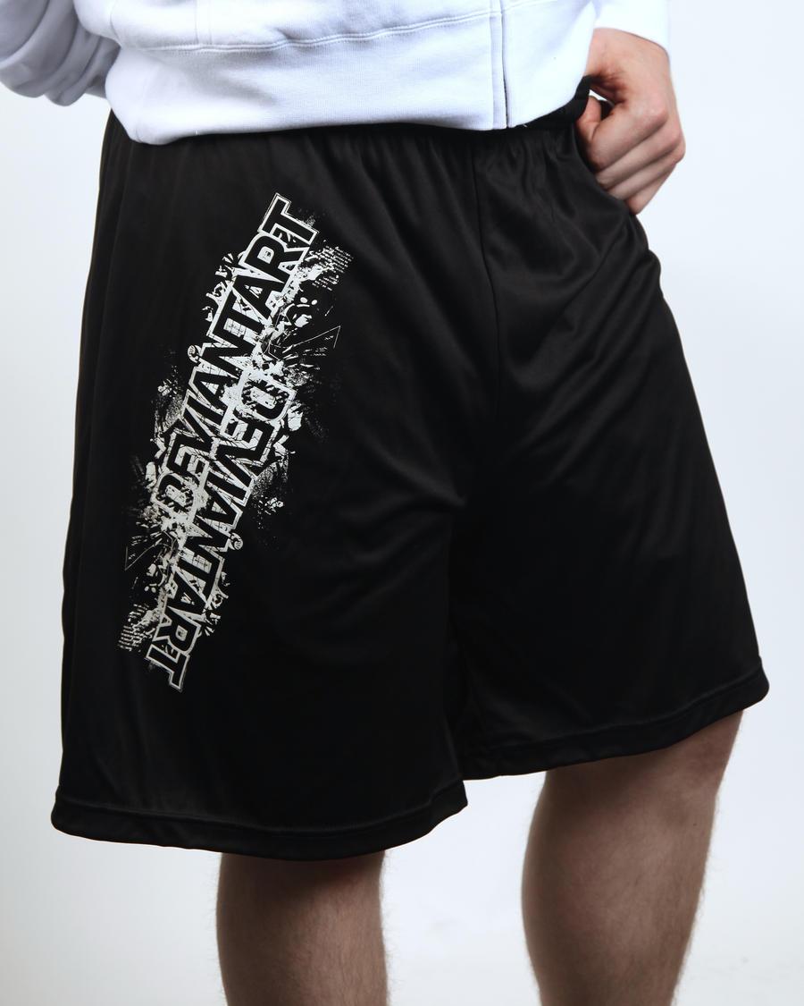 dA Street Shorts by deviantARTGear
