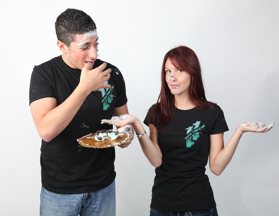 11th Birthday T-Shirt by DeviantArtGear