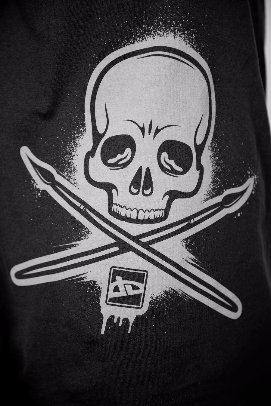 Crossbrush T-Shirt by deviantARTGear