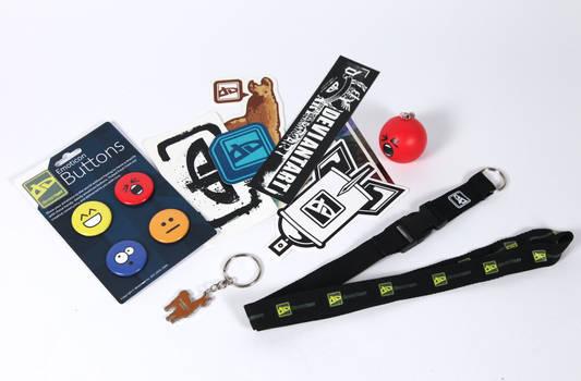 dA Accessory Pack*