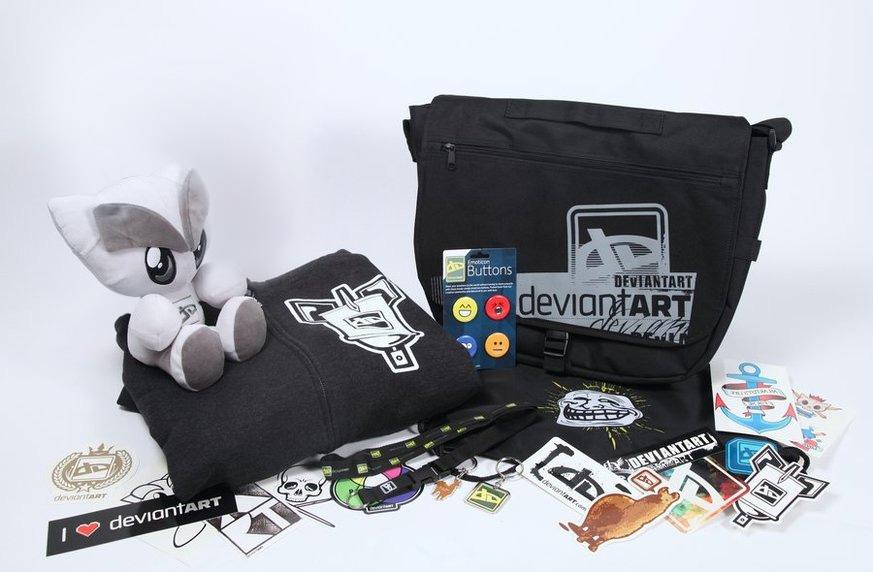 Super deviant Bundle by DeviantArtGear